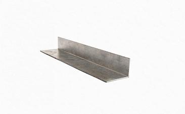 Aluminium Scheidingsprofiel 4x6x200 cm
